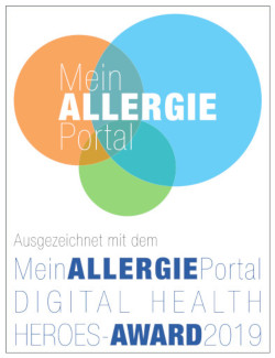 Mein Allergie Portal - Digital Health Heroes Award 2019