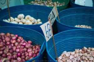 Knoblauch fehlt in fast keinem thailändischen Gericht.