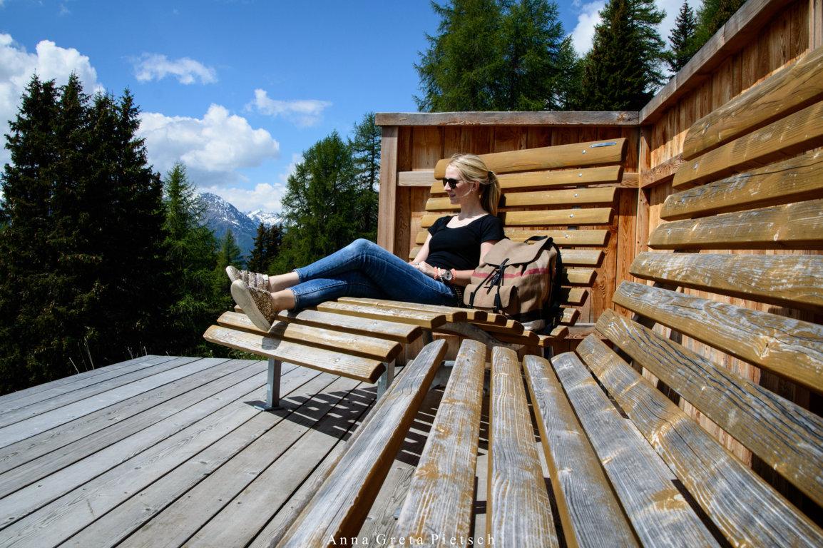 Berge Schweiz Scuol