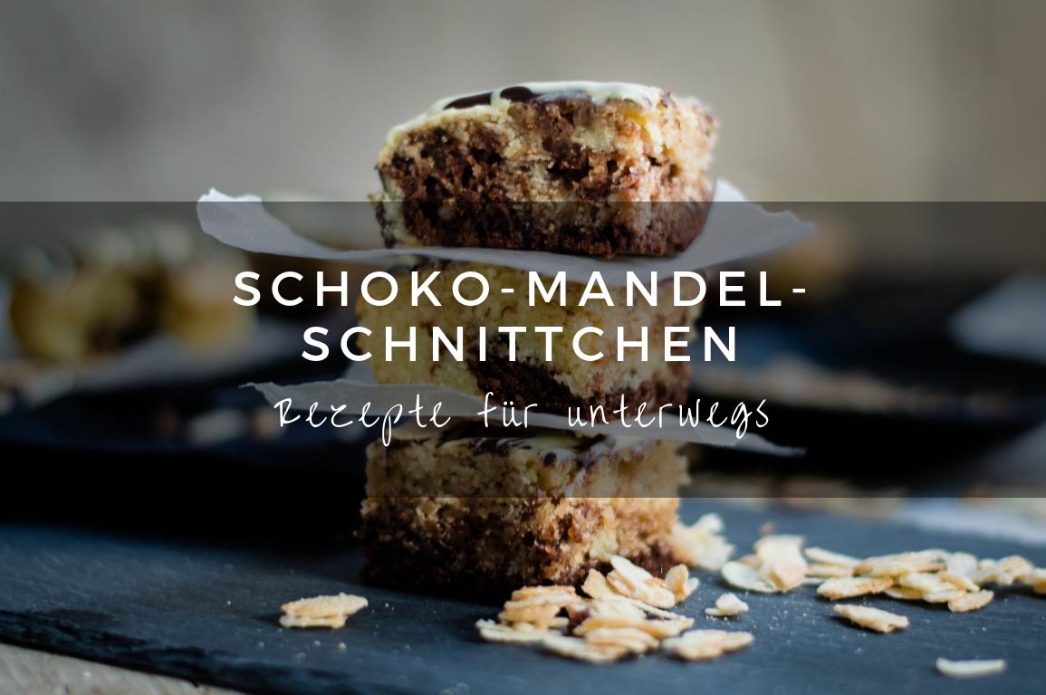 Schoko Mandel Schnittchen I Glutenfrei I Sojafrei I Optional Laktosefrei