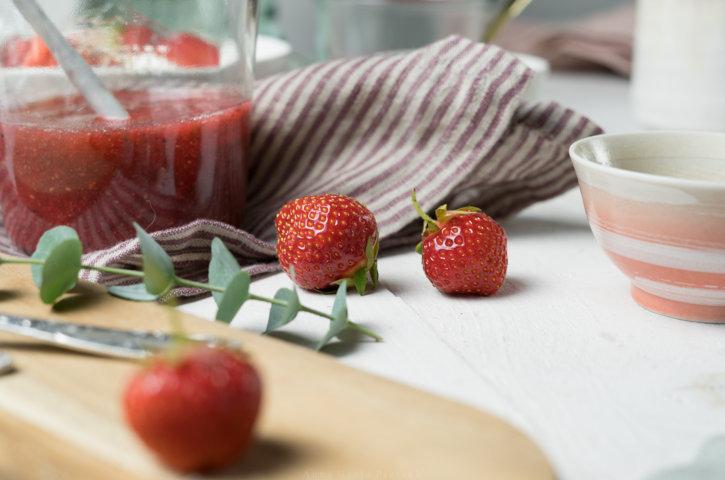 Die Erdbeerzeit ist mit die schönste Zeit des Jahres!