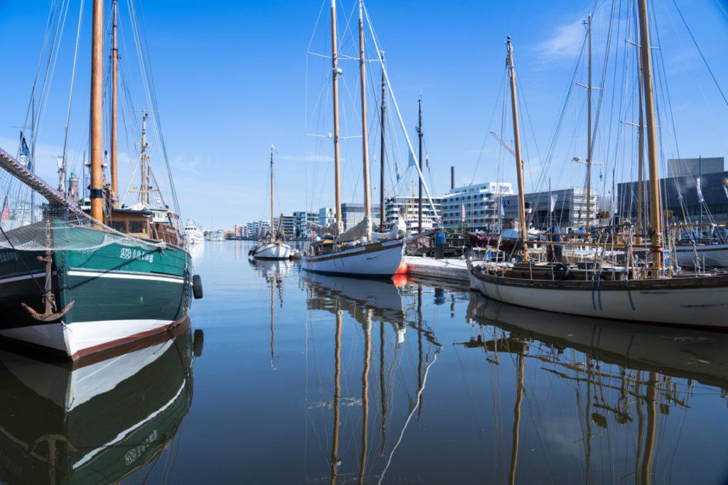 Neuer Hafen Brermerhaven