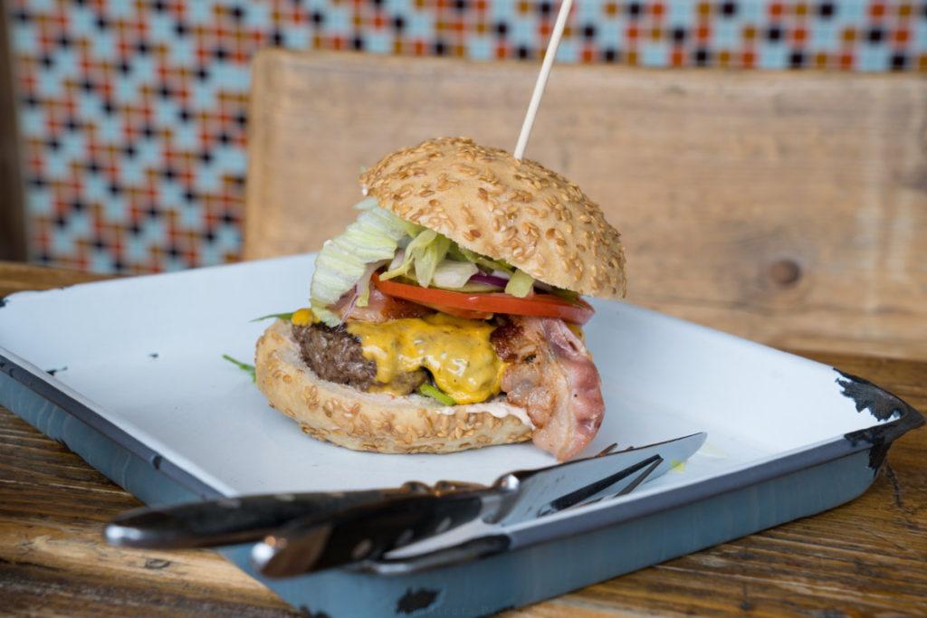 Glutenfreier Burger in Bremerhaven!