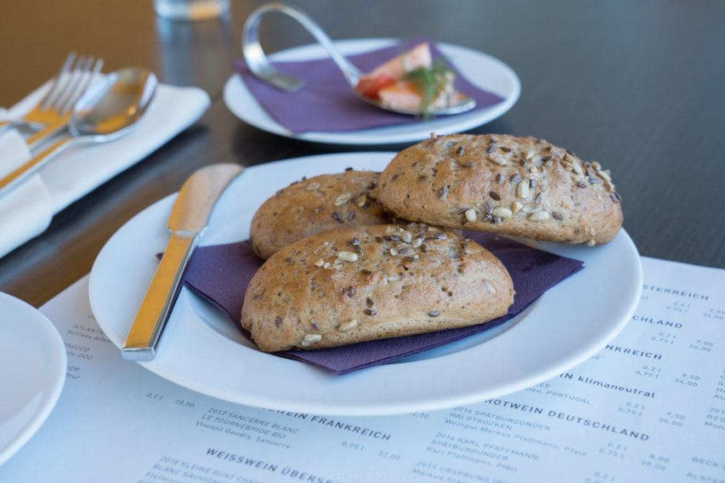 Glutenfreies Brot, Restaurant Strom - Bremerhaven