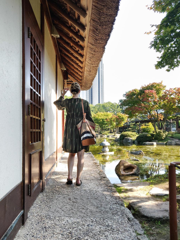 Der Japanische Garten ist einen Besuch wert!