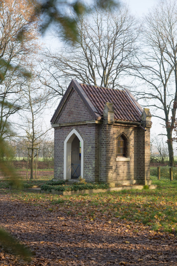 Hof-Kapelle am Hullerner Stausee