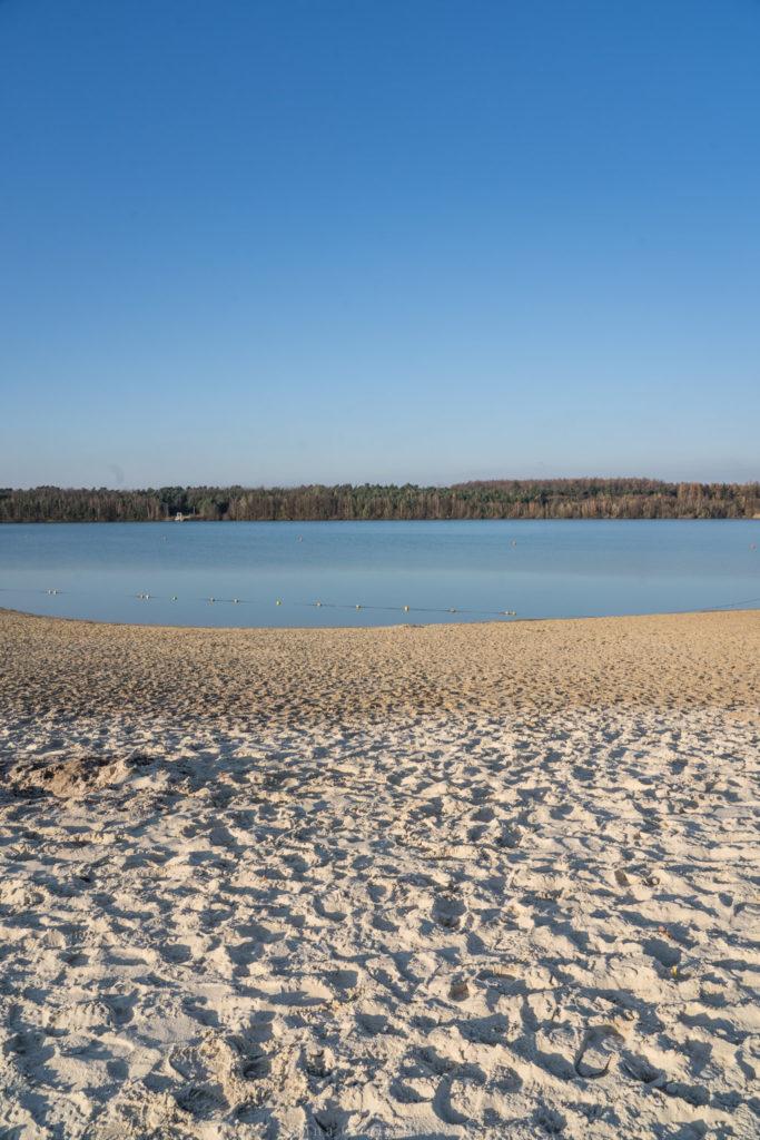Der Strand am Silbersee II, Haltern am See