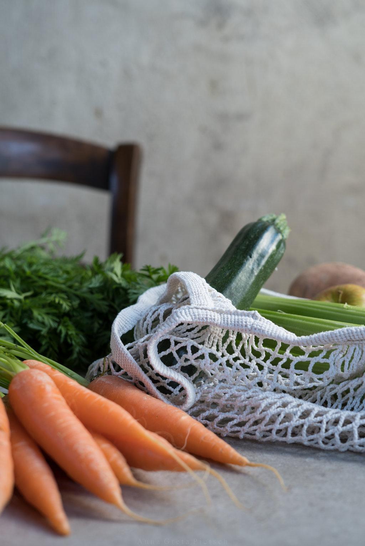 Gemüse lässt sich toll ohne Verpackung kaufen!