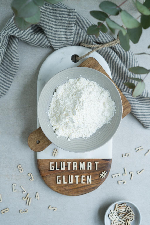 Ist in Glutamat Gluten enthalten?