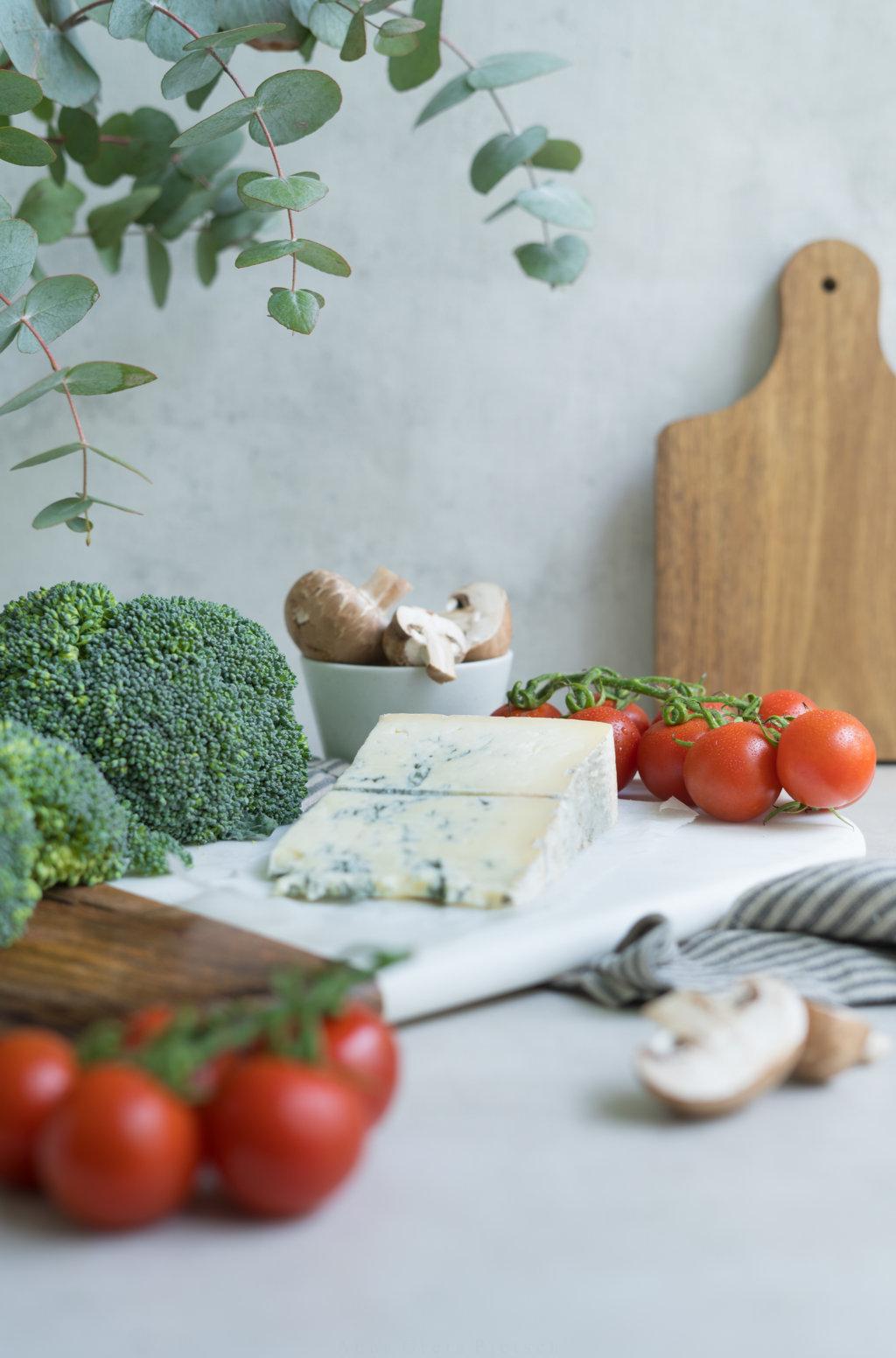 Lebensmittel mit natürlichem Glutamat