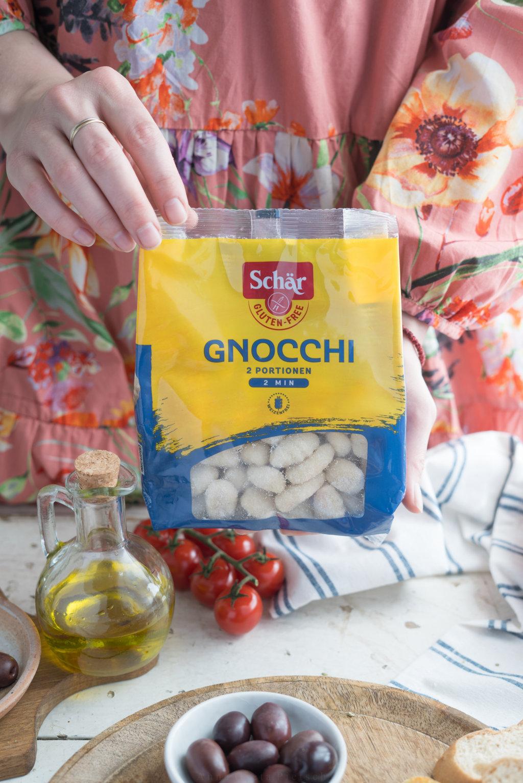 glutenfreie Gnocchi von Schär