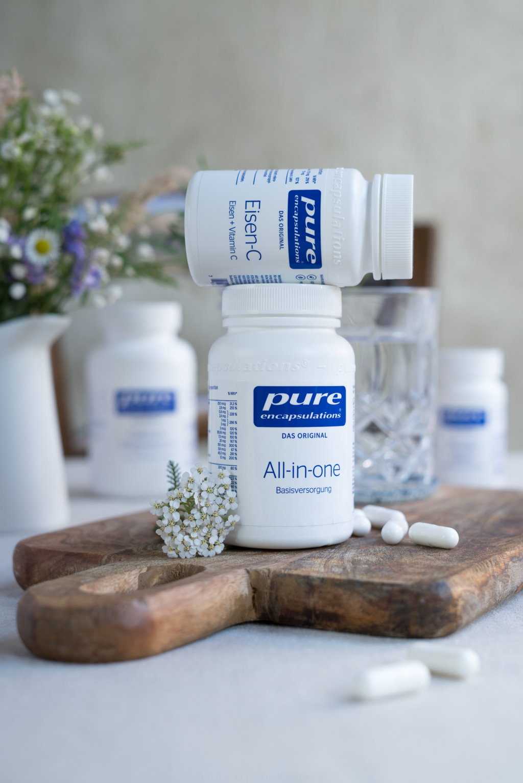 Nahrungsergänzungsmittel von Pure Encapsulations