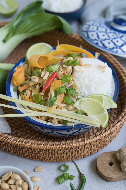 Thai Curry, glutenfrei
