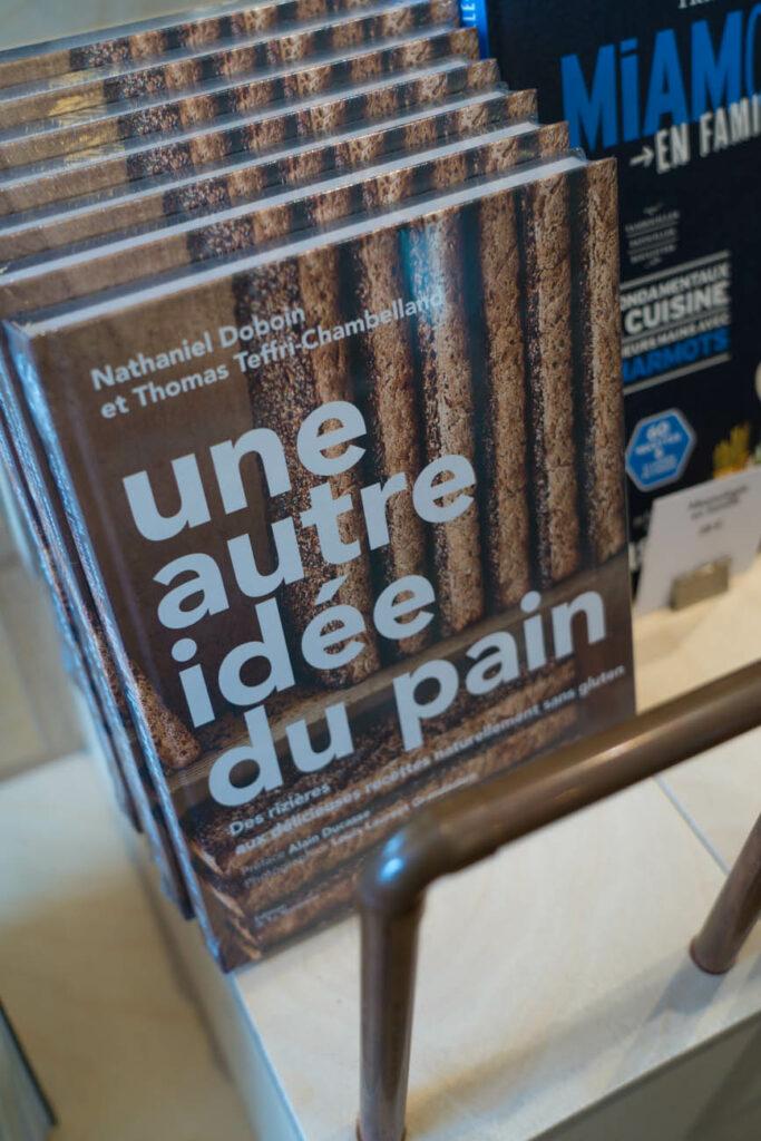 Backbücher Boulangerie Chambelland, Paris
