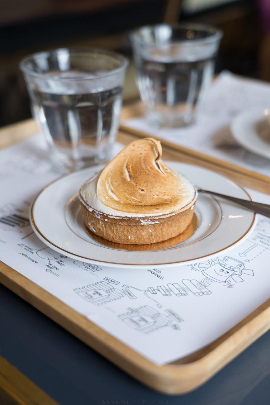 glutenfreies Törtchen, Chambelland Paris