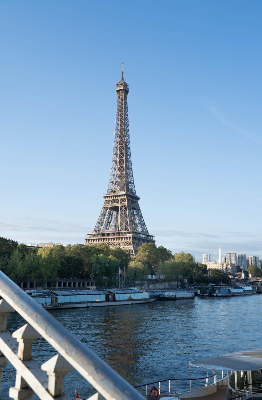 Kurztrip nach Paris mit dem Thalys