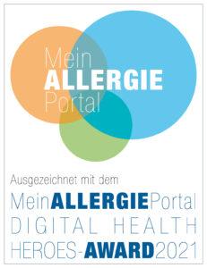 Logo Digital Health Heroes Award 2021