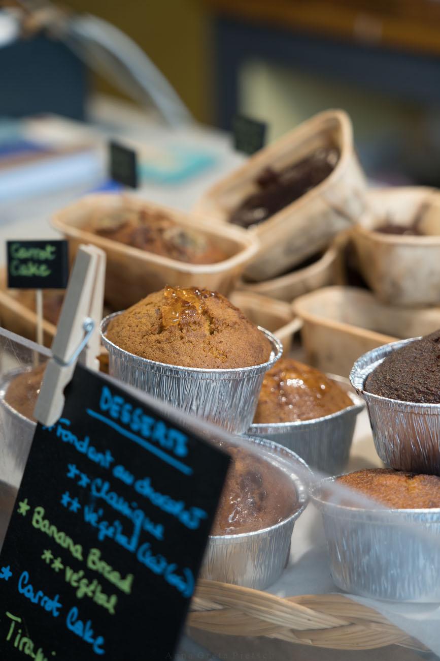 glutenfreie Muffins, Manicaretti, Paris