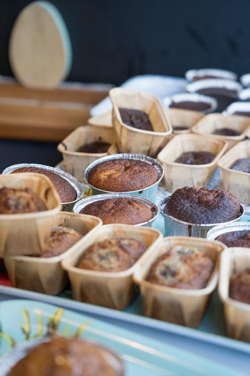 glutenfreie Muffins und Kuchen, Manicaretti